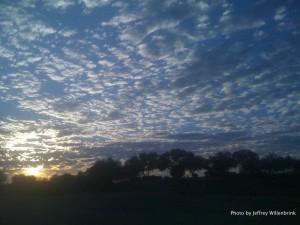Sunset 4 by Jeffrey Willenbrink
