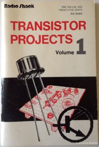 Transistor Projects Volume 1